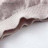 Phoebee Form scherzt Kleidungs-Leinensommer-Mädchen-T-Shirt