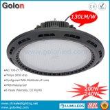 2016 nuova baia industriale LED Luminare del UFO di 240W 200W 160W 100W 130lm/W IP65 alta