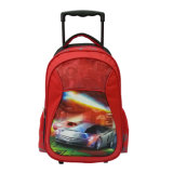 Nouveau Fashion Car Trolley Backpack Trolley School Bags pour Boys