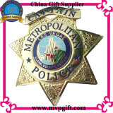 Pin di Metal personalizzato per Police Badge Use