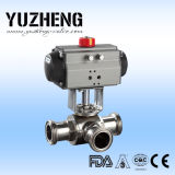 Yuzheng Sanitary 1PC Ball Valve Manufacturer
