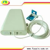65dB servocommande mobile de signal de téléphone cellulaire à deux bandes du gain GSM/3G 850MHz 1900MHz