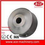 Peça de maquinaria elevada de alumínio de Precison