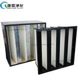 Steifen Filter, V-Bank HEPA Filter V-Packen