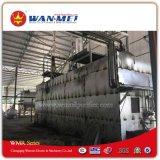 Pianta di riciclaggio dell'olio residuo tramite Distillation ed il processo di pirolisi di catalisi - serie di Wmr-F
