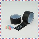 Escribible con tiza/la cinta de la pizarra de Washi/la cinta desgarrable de la pizarra para el papel Somitape