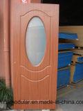 Porta de madeira do PVC para Rooms&Hotels&Offices residencial