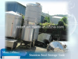 Ss304 Storage Tank Stainless Steel Storage Tank per Milk