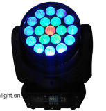 19X10W 4in1 RGBW Beam Wash Moving Head Light met zoom