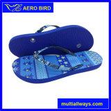 Цветастые просто ботинки сандалии тапочки PE для девушки (T1501)