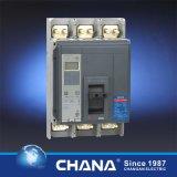 高い現在の技術3phase 4poles 690V 800A 1250A 1600AMP MCCBの回路ブレーカ