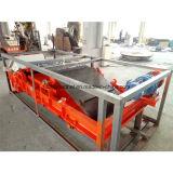 Elettro separatore magnetico industriale per il trattamento delle impurità del ferro