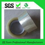Bande acrylique d'emballage de l'adhésif OPP Brown/ruban adhésif clair