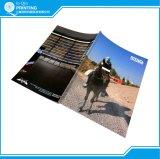 印刷カタログの本マガジンパンフレットの中国の印刷会社
