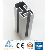 Perfis de alumínio da extrusão com vários projetos