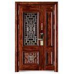 Stahltür-Sicherheit Experter Blatt-Schlafzimmer-Tür (FD-G128)