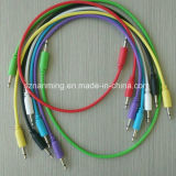 2pole Apple moldean el mono cable de 3.5m m