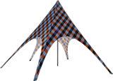 Ombre de tente d'étoile/étoile pour l'affichage