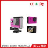 Mini câmera A7 da ação com a lente de um ângulo de 90 graus