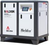 Compressor de ar do parafuso de VSD com o tanque da aprovaçã0 de Asme