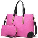 Signora impermeabile Leather Handbags di disegno del sacchetto di Tote delle donne nuova