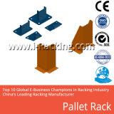 Einfache Installation und haltbares Hochleistungsstahlladeplatten-Racking