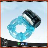 Het krachtige Speelgoed van het Geslacht van de Ring van de Penis van de Haan van de Vlinder van de Ring van de Haan van de Vibrator Dildo Trillende voor de Volwassen Producten van de Mens