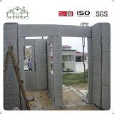 El bajo costo rápido instala la casa casera de acero prefabricada