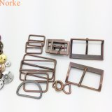Пряжки пояса легирующего металла для вспомогательного оборудования мешка способа