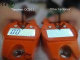 Escala de peso portátil 150kg da bagagem de Digitas