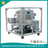 L'olio lubrificante del purificatore di grande viscosità dell'olio lubrificante di Gzl-500 Cina ricicla la strumentazione di pulizia dell'olio idraulico della macchina (iso)