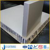 Comitato di alluminio del favo di PVDF per il rivestimento di Buliding