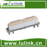 Gerencia del cable 50 pares del rectángulo de distribución de interior