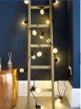 크리스마스 결혼식 훈장을%s 장식적인 LED 꽃줄 점화