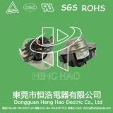 Commutateur de découpage de la température pour le compresseur d'air