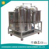 Zt Swith Purificador de óleo Ester de fosfato Filtração de óleo resistente a incêndio Sistema de filtração de óleo sujo