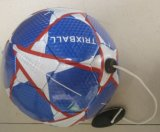トレーニングのサッカーボール