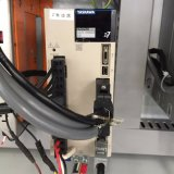 Mini trituração do CNC e máquina Drilling para a parede de cortina
