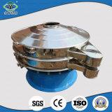 Peneira de vibração giratória circular padrão da venda direta da fábrica