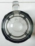 Tazza di vetro Kb-Hn03158 della birra della tazza di vendita calda di vetro della cristalleria