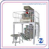 Máquina de embalagem do saco da fruta dos grânulo do equipamento de empacotamento do saco