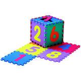 EVA-Puzzlespiel-Matte für Kinder Kein-Rutschen u. nummeriert &Letters