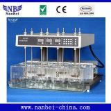 Laboratoire Using l'appareil de contrôle de dissolution de comprimé