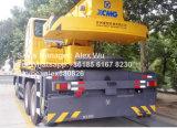 Mejor marca de alta calidad Camión-grúa XCMG 50 Ton hidráulico de la grúa móvil de camiones Qy50ka