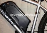 48V 11.6ah E 자전거 건전지 팩 Samsung 또는 Panasonic Downtube 돌고래 리튬 건전지 재충전용 Ebike 건전지 48V