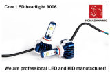 Faro H1 H4 H7 H11 9005 9006 dei Crees LED degli accessori automatici H7