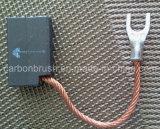 Graphite Carbon Brush (EG5U / AG20) pour Générateur d'énergie éolienne