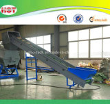 Пластичное Pet Bottles Flakes Crushing, Washing и Recycling Machines Line