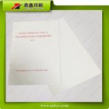 Impresión del libro del compartimiento/surtidor colorido 87 del libro de la impresión