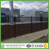 Оптовая стальная загородка коммерчески, гальванизированные стальные цены загородки, декоративные стальные панели загородки